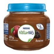 Papinhas Nestlé De Ameixa Sobremesa Infantil A Partir 6º Mês