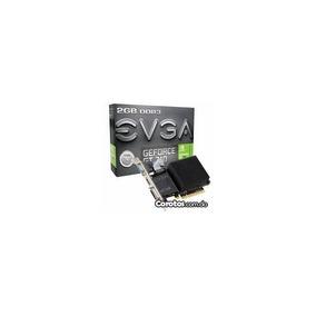 Tarjeta De Video Evga Gt710 Nvidia 2gb/64bit/gddr3