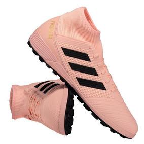 Chuteira Adidas Traxion Preto Com Rosa - Chuteiras no Mercado Livre ... 70103c01cb17b