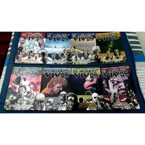 Os Mortos-vivos (the Walking Dead) Volumes 1 A 8 Da Hqm