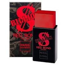 Perfume Paris Elysees Billion Red Bond Eau De Toilette