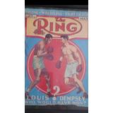 Cuadro Portada Revista The Ring