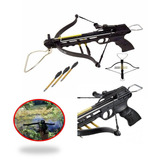Ballesta Pistol Mini Crossbow 80 Libras Desarmable