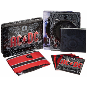Ac/dc Black Ice Box Especial Limited Edition