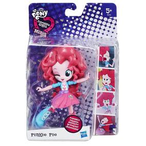 My Little Pony Equestria Girls Mini Muñeca Básica Pinkie Pie