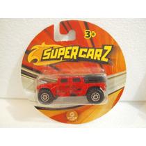 Gashaball Supercarz Camioneta Hummer Roja