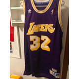 Camiseta Nba Lakers Magic Johnson adidas Original