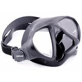 Mascara Spy E Snorkel Flexivel Para Caça Sub E Mergulho