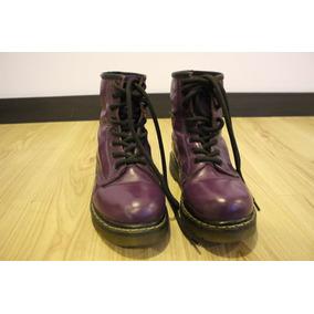859068e32b8 Zapatos Mujer - Zapatos Dr Martens para Mujer Violeta en Mercado ...