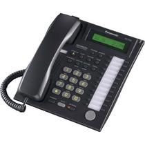 Panasonic Kx-t7731 24 Telefono Negro Con Boton