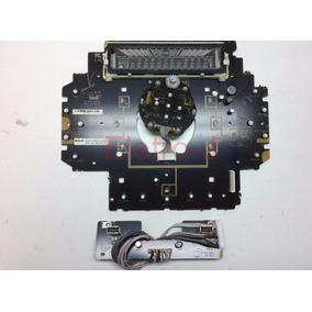 Placa Frontal Display Painel Som Sony Hcd-gtr333 Hcd-gtr555
