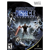 Juego Star Wars The Force Unleashed Para Wii