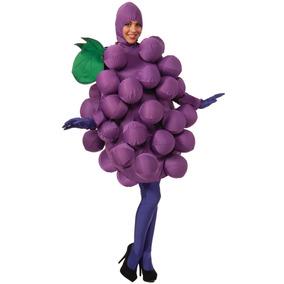 disfraz uva mujer