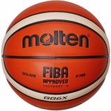 Balón Molten Gg6x Basket Basquet Oficial Fiba Original
