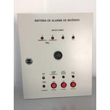 Central Alarme Incendio Co2 Maruy C/ Bateria (coifa Cozinha)
