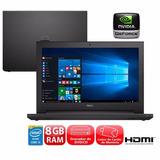 Notebook Dell I14-3442-c40 Core I5-8gb 1tb Nvidea 2gb