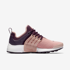 Zapatillas Nike Air Presto Port Wine Particle Pink