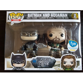 Funko Pop Dc Justice League Batman Aquaman Steppenwolf