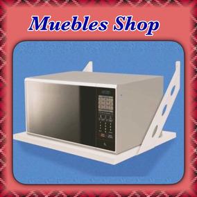 Estante Microondas / Horno Electrico 60x30