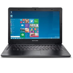 Notebook Multilaser Legacy Pc201 Intel Celeron® Dual-core 4g
