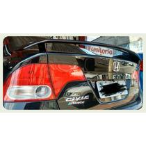 Aerofolio Honda New Civic 2006 2007 2008 2010 2011 Esportivo