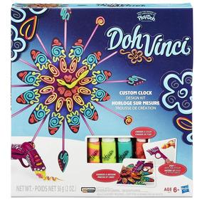 Play Doh Dohvinci Reloj Con Estilo