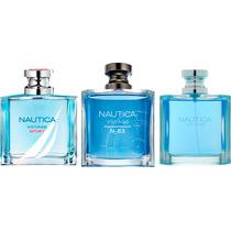 Paquete 100% Original Nautica: Voyage+n83+sport 100 Ml Msi