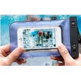 Bolsa Protectora Sumergible Contra Agua Iphone Ipad Samsung