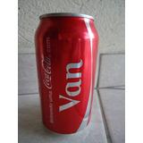 Lata Coca Cola Vazia - Nomes - Van