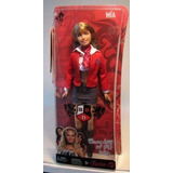 Boneca Barbie Rebelde Mia* No Brasil Em Sc