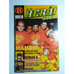 Herói Gold 72 Mamonas Assassinas Wolverine Jumanji