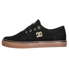 Zapatos negros DC Shoes Player para hombre yXJNul