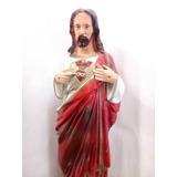 Imagen Religiosa - Sagrado Corazón De Jesus 32cm
