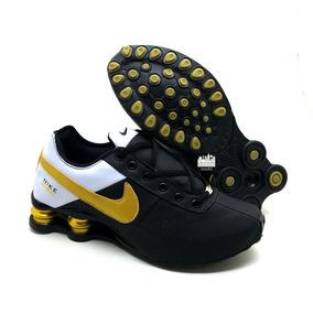 0fa93b8397 Tenis Nike Shox 4 Molas Deliver Original Frete Gratis!