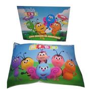 Bichi Kids Reino Infantil Libro + Almohada Varias Ediciones