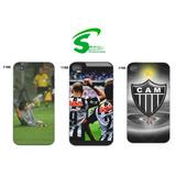 Capinha Case Atlético Mineiro Galo Celular Iphone 4/5/5s/5c