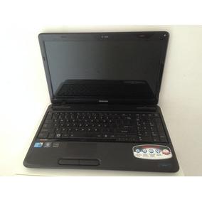 Notebook Toshiba Intel Core I5 4 Gb De Memoria