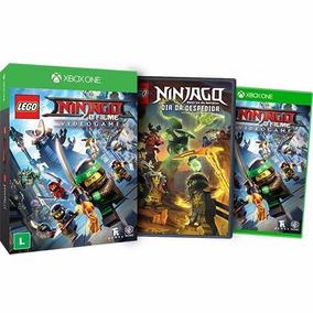 Jogo Lego Ninjago Xbox One Ed. Limitada - Mídia Física