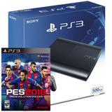 Ps3 Consola 500gb *30 Juegos Digitales*