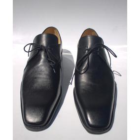 Zapatos Cuero Estilo Italiano Ultima Moda Muy Elegante