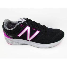 Tenis New Balance Running Wcoasyp Navy Pink / Azul Rosa