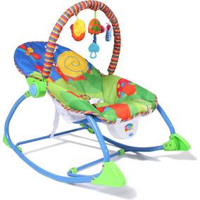 Cadeira De Descanso Musical Vibratória Reclinável Animais