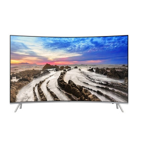 Television Samsung 55 Mu7500 Curvo Uhd 4k Smart Tv Q.core.