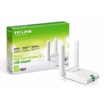 Adaptador Usb Wireless N Tp-link Tl-wn822n 300mbps 2 X 3dbi