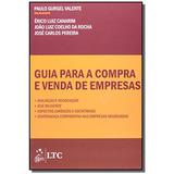 Guia Para A Compra E Venda De Empresas - Avaliacao
