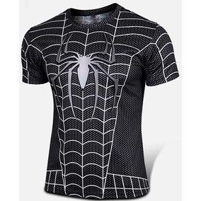 Camiseta Camisa Blusa Super Heróis Dry Fit 202