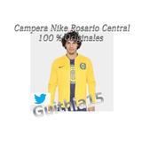 Campera Rosario Central De Entrenamiento 100 % Original Nike