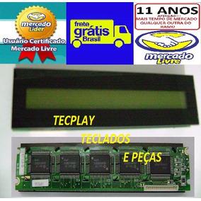 Display Teclado Roland Xp50 Completo Frete Grátis