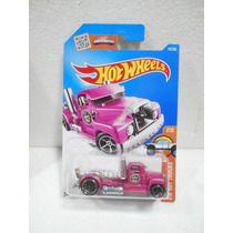Hot Wheels Camion Pipa Turbine Time Rosa 147/250 2016