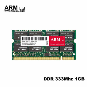 Memoria Ram Arm Ltd Ddr1 1gb Pc2700 333mhz 200pin Laptop Dim